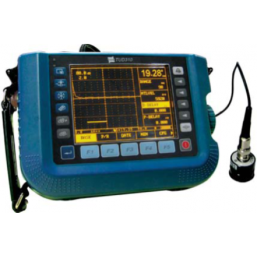 Máy dò vết nứt bằng siêu âm - Ultrasonic Flaw Detector TUD 310
