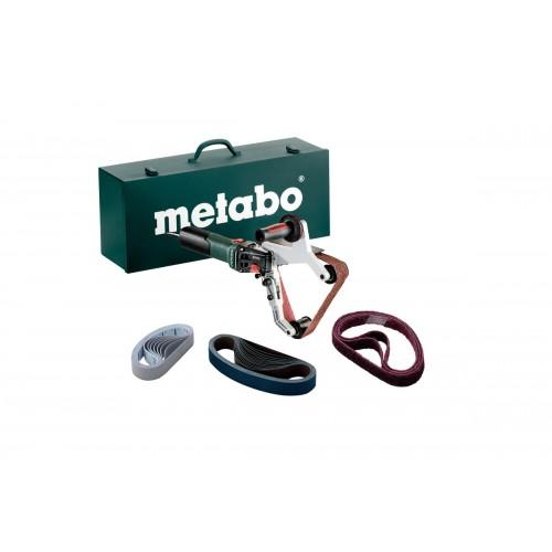 Máy mài đai METABO RBE 15-180 SET (220-240 V / 50-60 Hz)